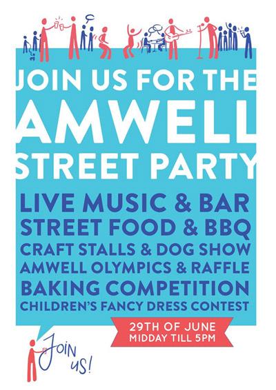 Amwell Village Fete 2014